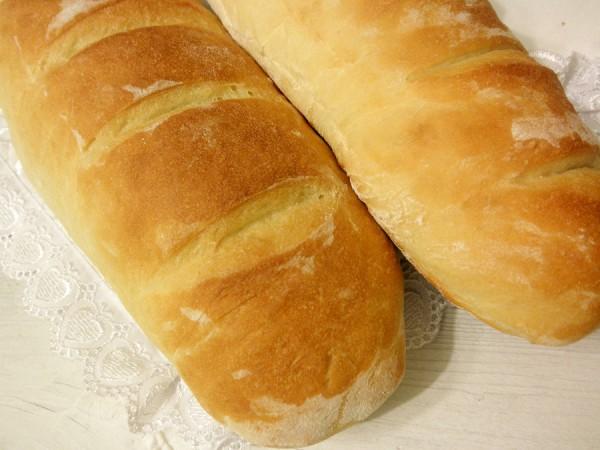 Хлеб на сыворотке в духовке