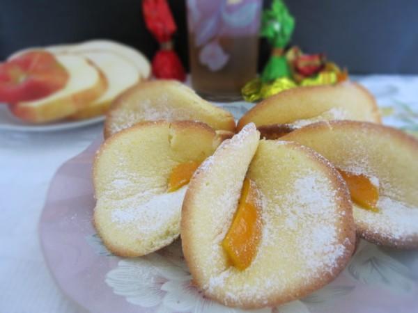 Печенье Каллы