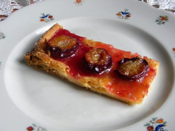 Венгерский пирог со сливами