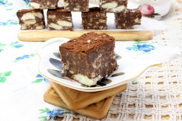 Шоколадный фадж по-американски