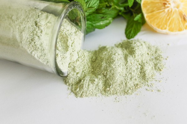 Мятно-лимонный сахар