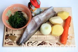 rybnyj-sup-iz-heka2-300x202 Рыбный суп: вкусные рецепты из хека, семги, скумбрии, форели, сайры. Рецепт вкусного рыбного супа с томатами, пшеном, сливками, плавленным сыром