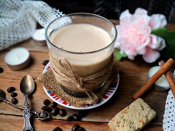 Кофе Арахисовая халва