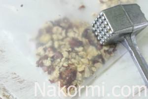 Как сушить фундук в скорлупе в духовке