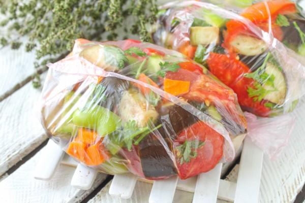Овощная заморозка для рагу на зиму