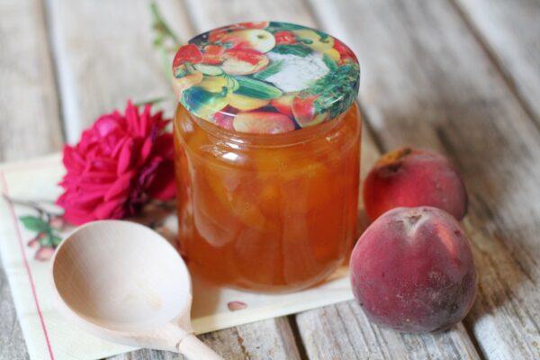 Варенье из персиков в мультиварке