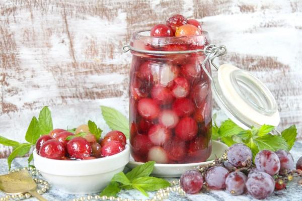 Варенье из винограда Пятиминутка