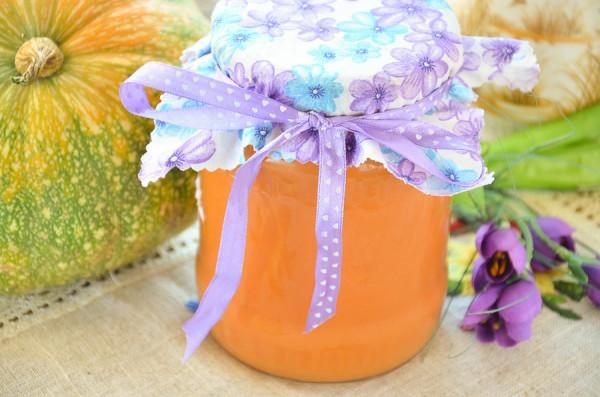Сок из тыквы, моркови и яблок на зиму