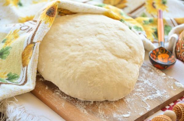 Тесто для пельменей на молоке с яйцом
