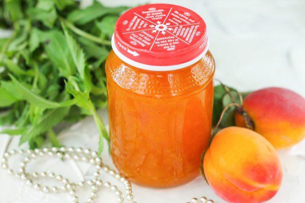 Конфитюр из абрикосов и апельсинов