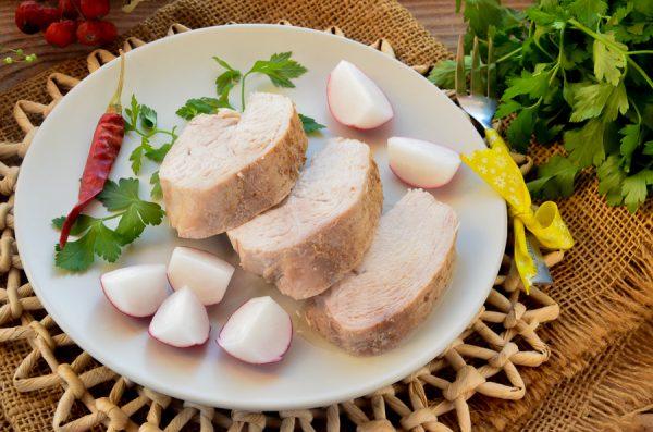 вареное куриное филе рецепты