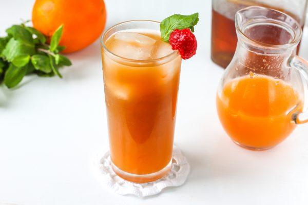 Коньяк с апельсиновым соком