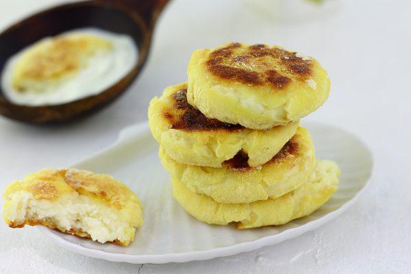 Сырники без яиц в духовке