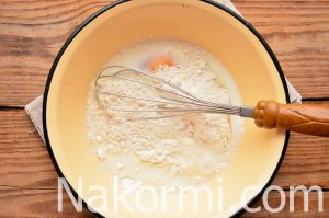 Блины с чесноком и сыром - пошаговый рецепт с фото на Повар.ру
