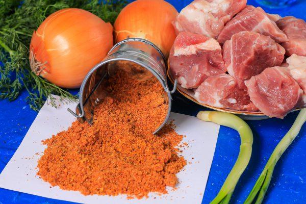 Приправа для шашлыка из свинины