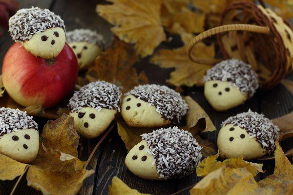 Печенье Ежики