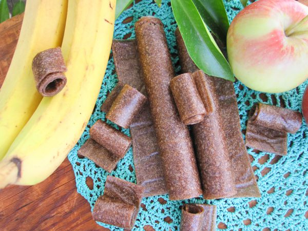 Пастила из бананов