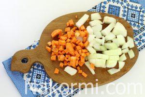 Картошка тушеная с овощами - рецепты шеф-поваров