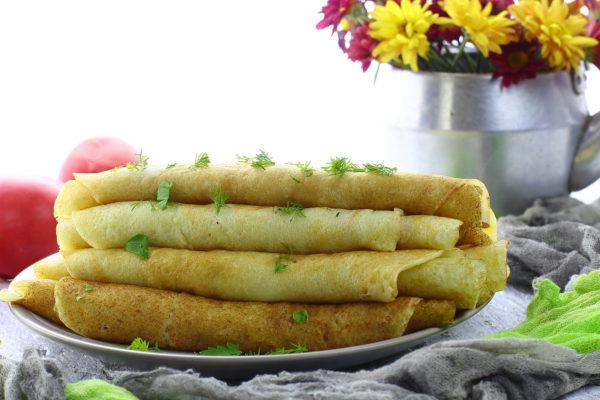 Блины из сырого картофеля