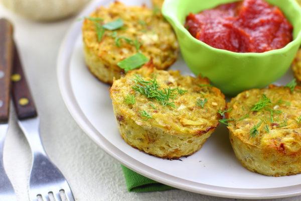 Картофельная запеканка с сыром и фаршем