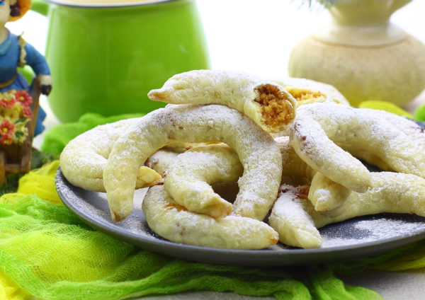 Печенье Полумесяц
