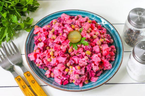 Финский салат Росоли