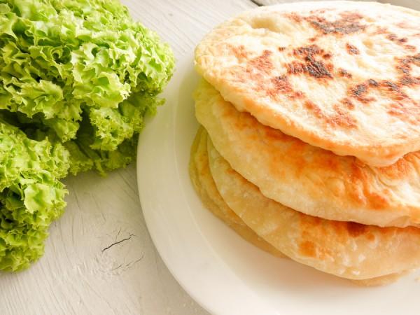 Хачапури с брынзой