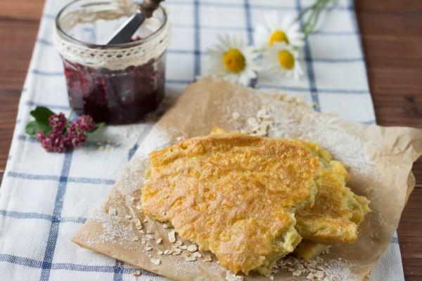 Армянский хлеб с сыром Панраац