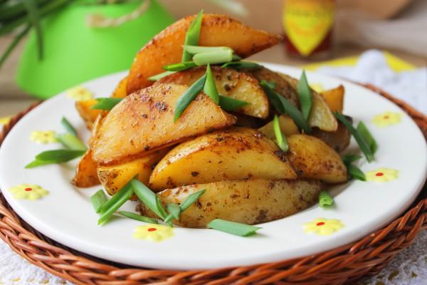 Вкусный картофель в мультиварке