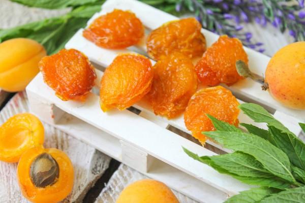 Курага из абрикосов
