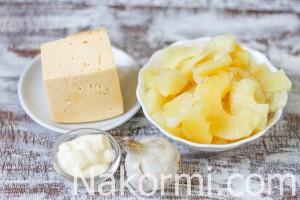 salat-iz-ananasov-i-syra-s-chesnokom-i-majonezom2