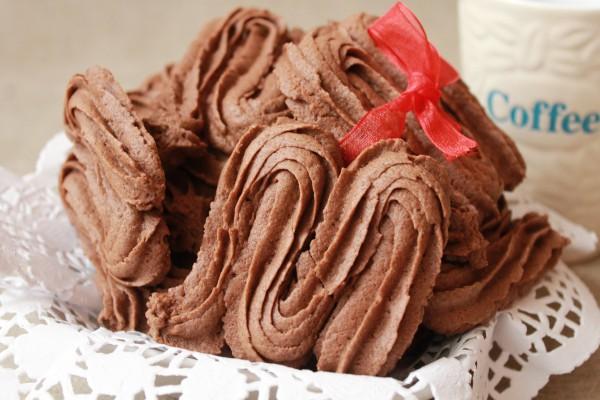 Венское шоколадное сабле от Pierre Herme