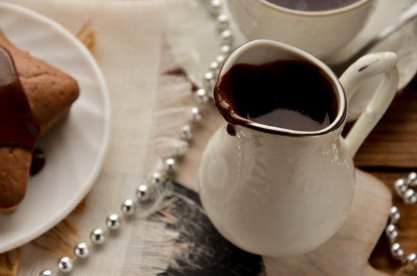 Шоколадный ганаш