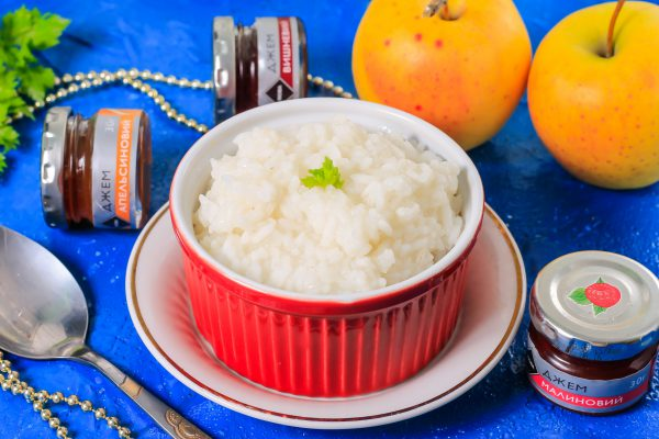 Рисовая каша на воде
