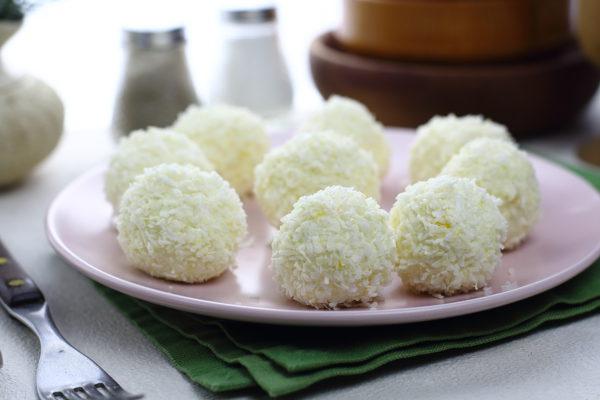 Сырные шарики Рафаэлло